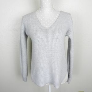 Wilfred Free Sz S Light Gray Wolter Sweater